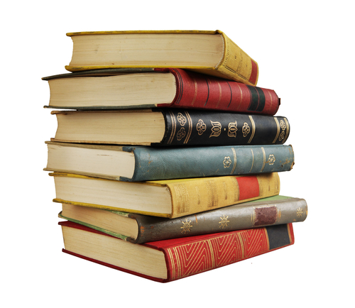 books libri