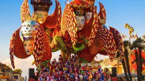 Italian Carnevale Viareggio
